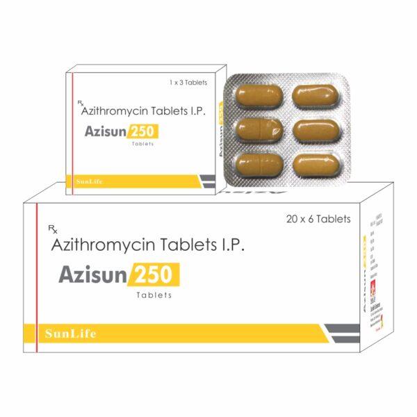 AZISUN 250