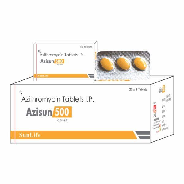 AZISUN 500