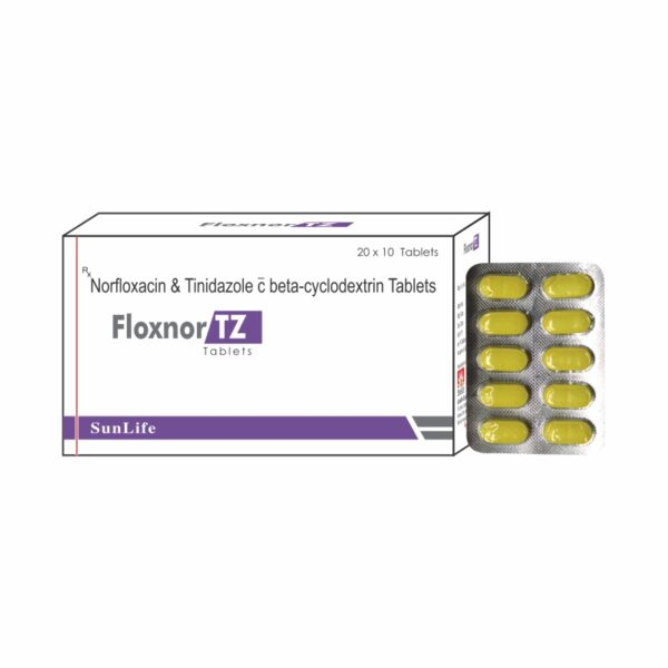 FLOXNOR TZ