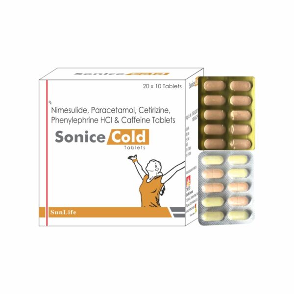 SONICE COLD (DL/GOLD)